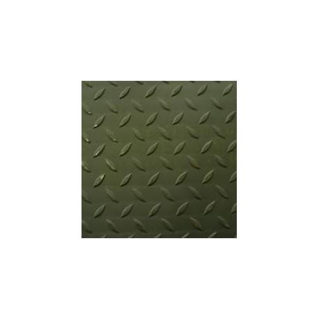 TOLE LARMEE 1000 X 2000 X 3/5 ACIER NOIR