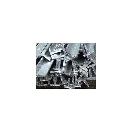 TES 50x50x6 GALVA A CHAUD ACIER s235