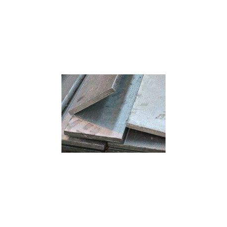 PLAT 50 X 5 GALVA A CHAUD ACIER s235