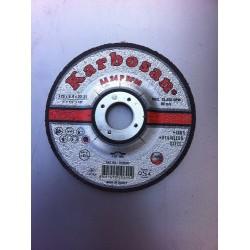 DISQUE A EBARBER ACIER/INOX DIA. 125X6,4 AA24P