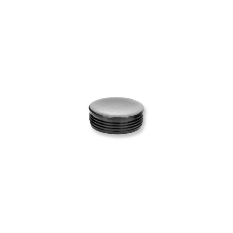 pour tubes ronds//barres rondes//bouchons 50 bouchons blanc