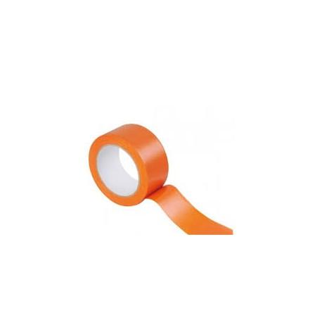RUBAN PVC ORANGE BATIMENT SF4342 50X33